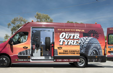 VQuip - Transforming Van Vehicles | Outback Tyres - Mobile Tyre Repair