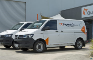 VQuip - Transforming Van Vehicles | DC Payments - Service Van