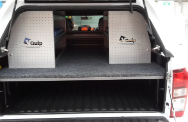 VQuip - Transforming Van Vehicles | Ute Floor - False Floors