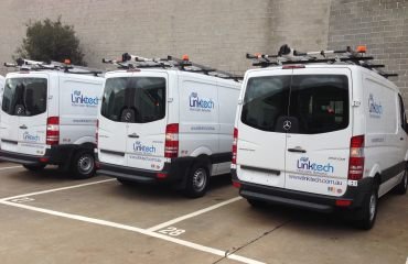 VQuip - Transforming Van Vehicles | Linktech - Service Van